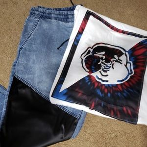 True Religion Set-Size 2XL EUC